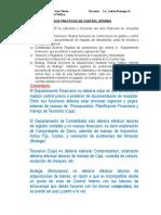 Casos Practicos de Control Interno - Trabajo de Auditoria de Gestion