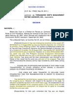 Yap v. Thenamaris Ship's Management
