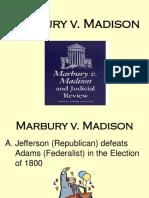 Marbury vs. Madison.ppt