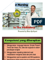 In the Pharmacy