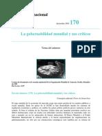 La gobernabilidad mundial y sus críticos.pdf