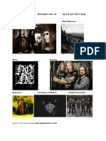 Metal Bulletin Zine 173