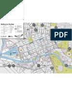 Melbourne Citymap