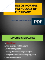 Imaging of Normal and Pathology of the Heart