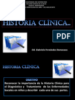Historia Clinica Odontope