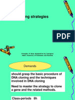 cloning strategies(cDNA LIB., const & screening).ppt