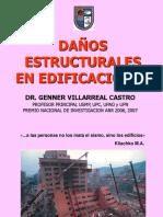 1.b Daños Estructurales en Edificaciones
