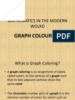 Graph Coloring (1)