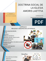 2. Doctrina Social de La Iglesia Amoris Laetitia