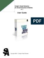 Sabm User Guide v1 1