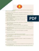 REQUISITOS DE ESPECIALIDADES