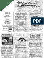 April 2002 Desert Breeze Newsletter, Tucson Cactus & Succulent Society