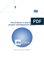Doke Ose Learning Project Management Guide