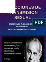 Inf. de Transmision Sexual