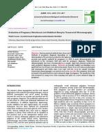 Jurnal Diagnosis Kebuntingan Pada Hewan Besar