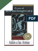 01749 - ADIOS A LAS ARMAS - Hemingway Ernest.pdf