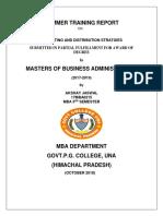 AK MBA  DEVEND ORG REPORT.docx