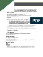 Solución Actividades Cálculo de Prestaciones