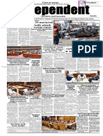 Daily Independent Quetta - 9th May 2019