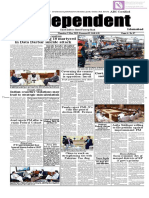Daily Independent Islamabad - 9th May 2019