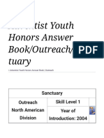 Adventist Youth Honors Answer Book_Outreach_Sanctuary - Wikibooks, Open Books for an Open World