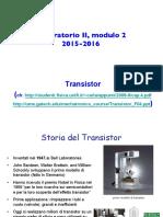 corso transistor
