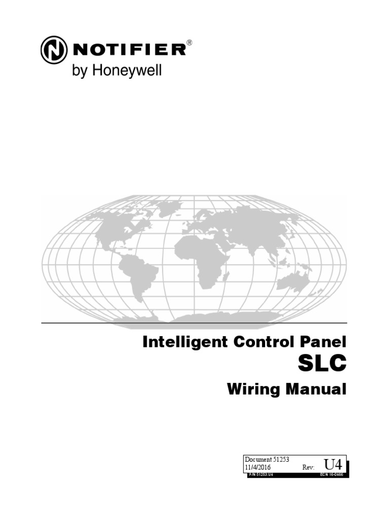 Slc Wiring Manual 51253 Pdf Electricity Electrical Engineering