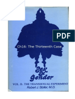 Stoller Ch16 - The Transsexual Experiment - Chapter 16 The Thirteenth Case