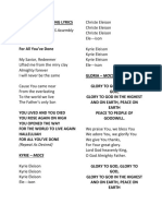 AIRCKABS CHOIR SONG LYRICS - May 11, 2019.docx