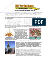 2004 Year End Desert Breeze Newsletter, Tucson Cactus & Succulent Society