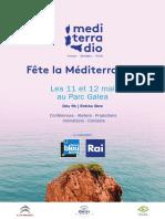Programme Mediterradio 2019