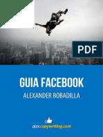 Guia Facebook Para Community Managers Taller de Alexander Bobadilla