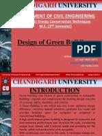 Unit 1 Green Buildings