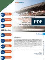 Neurooncology 2019 Brochure