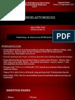 Laporan Kasus Kromoblastomikosis