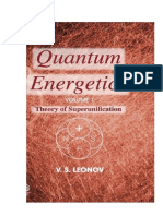 Leonov V. S. Quantum Energetics. Volume 1. Theory of Superunification.pdf