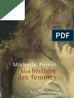 eBook Michelle Perrot - Mon Histoire Des Femmes