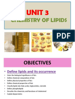 Lipids Chemistry Revision Nursing