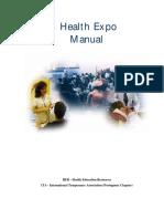 HealthExpoManual P