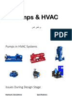 Pumps & Hvac