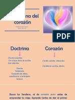 La Doctrina Del Corazón, Final