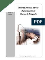 Normas Internas Presentación Planos de Proyecto_Preliminar