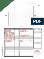 Channel List Stage Plot 48ch 12x10m Grid