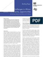 E-Commerce Challenges in Africa