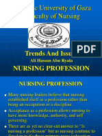 Fifth-lectuer-Nursing-profession1.ppt