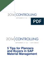 5tipsforsapmaterialmasterbuyerandplannerfunctions