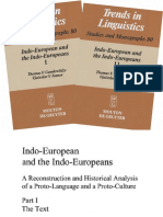 Indo-European and the Indo- Trends in Linguistics