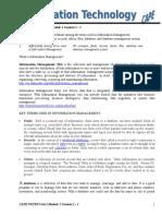 Cape Notes Unit 2 Module 1 Content 1 3