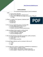 Module 10 270 QUESTIONS.doc