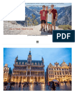 10 Day Amsterdam Brussels Paris Itinerary _ Earth Trekkers.pdf